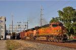 BNSF 4508 On CSX K 425 Southbound