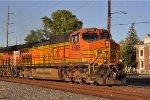 BNSF 4508 South