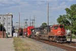 CN 8006 On NS 25 A Eastbound At Butler St