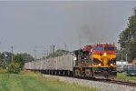 KCS 4789 On NS 251 Eastbound