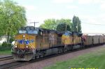 Dirty 5950 leads empties west