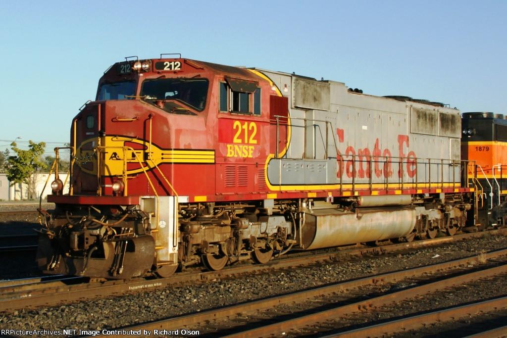 BNSF 212