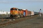 BNSF 4779 West