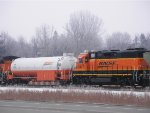 BNSF 933501 And 2577