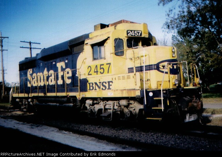 BNSF 2457