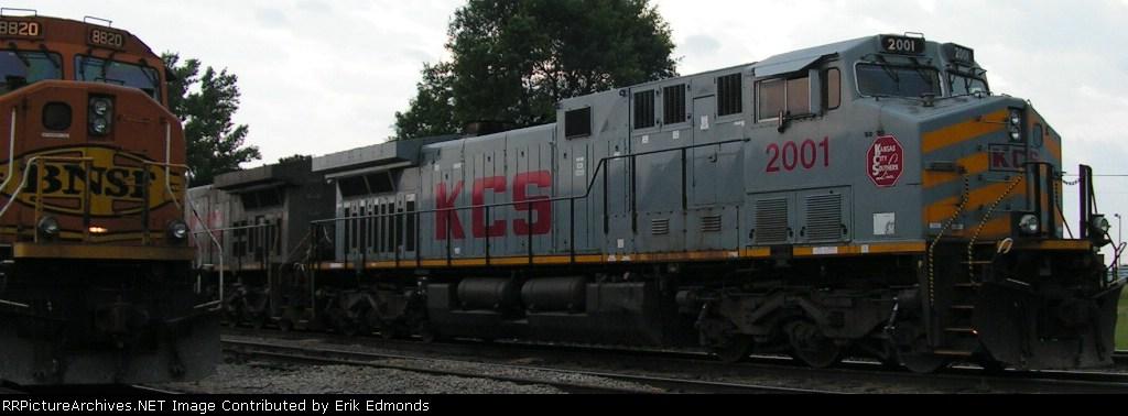 KCS 2001