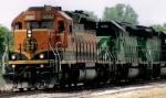 BNSF 6867