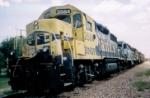 BNSF 2584