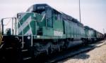 BNSF 6776