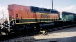 BNSF 7501