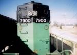 BNSF 7900