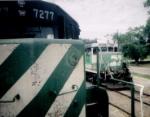 BNSF 7277