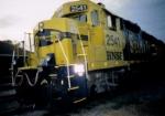 BNSF 2541