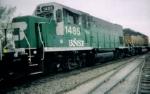 BNSF 1485