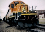 BNSF 8057