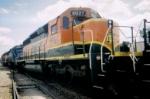 BNSF 8027