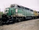 BNSF 2960