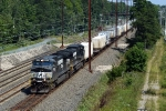 NS 9628 and train 24M