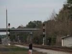Feb 24, 2006 - Limited clear on track 1, medium approach medium on track 2