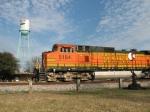 Feb 24, 2006 - BNSF 5184 is finally underway