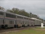 Feb 26, 2006 - Superliners to Autoracks on P053 the Auto Train