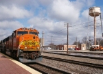 BNSF 9409 leads Coal train