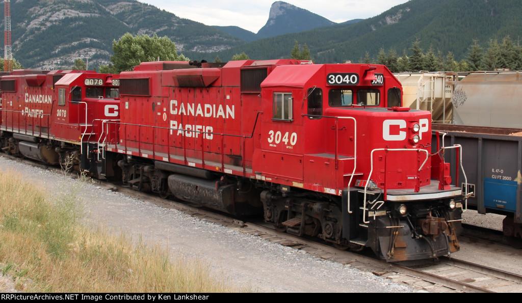 CP 3040