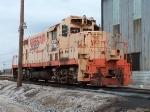 Ex-Rescar Locomotive
