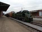 Respondek Railroad Corp. Switchers
