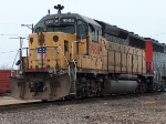 Ex-WP UP 9988 GP40-2