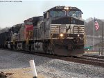 NS 58D with a nice consist