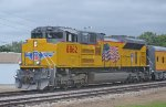 UP 8862,  CP's  Tomah  Sub.