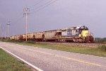 Dry rock train