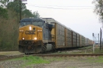 Q228 leaves Baldwin Yard