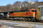 WB 11J With BNSF @ 0857 hrs.