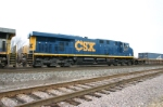 CSX 5217 Backwards