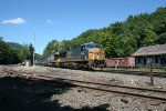 CSX Q422 with a large power lashup
