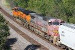 BNSF 950 Old Santa Fe Dash 8