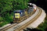 CSX Train Q138-06 (Chicago 63rd St-Baltimore Penn Mary)