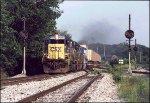 CSX train Q137-18 (Baltimore Penn Mary-Chicago 63rd St)