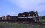 SOU 2601 on freight.