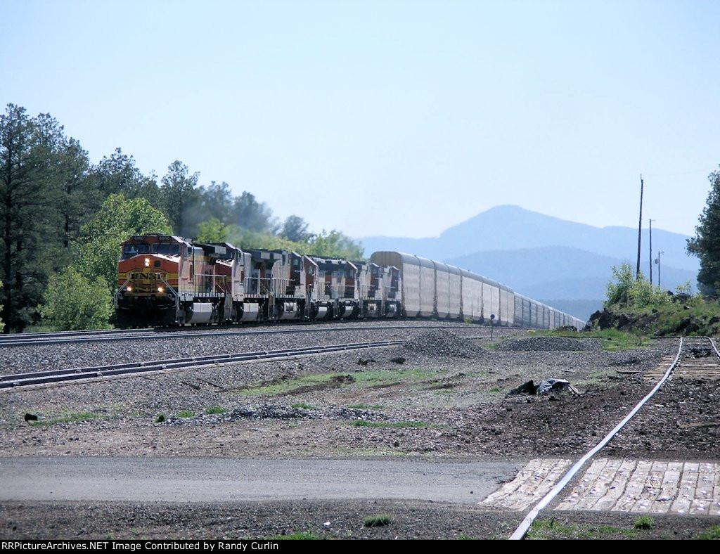 BNSF 4960 East