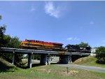 NS 251 roadrailer