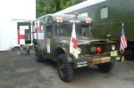 1968 Jeep U.S. Army ambulance