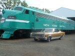 1967 AMC Marlin & NYC 4083