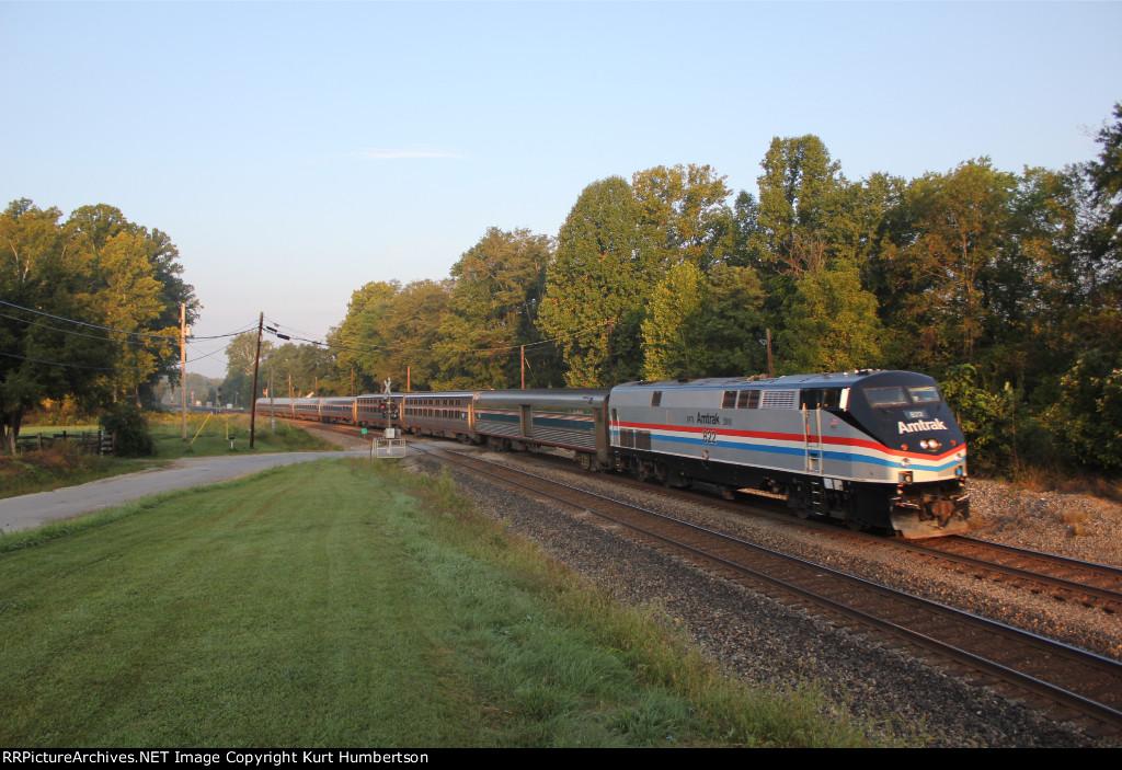 Amtrak Heritage