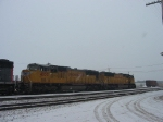Some more SD70Ms