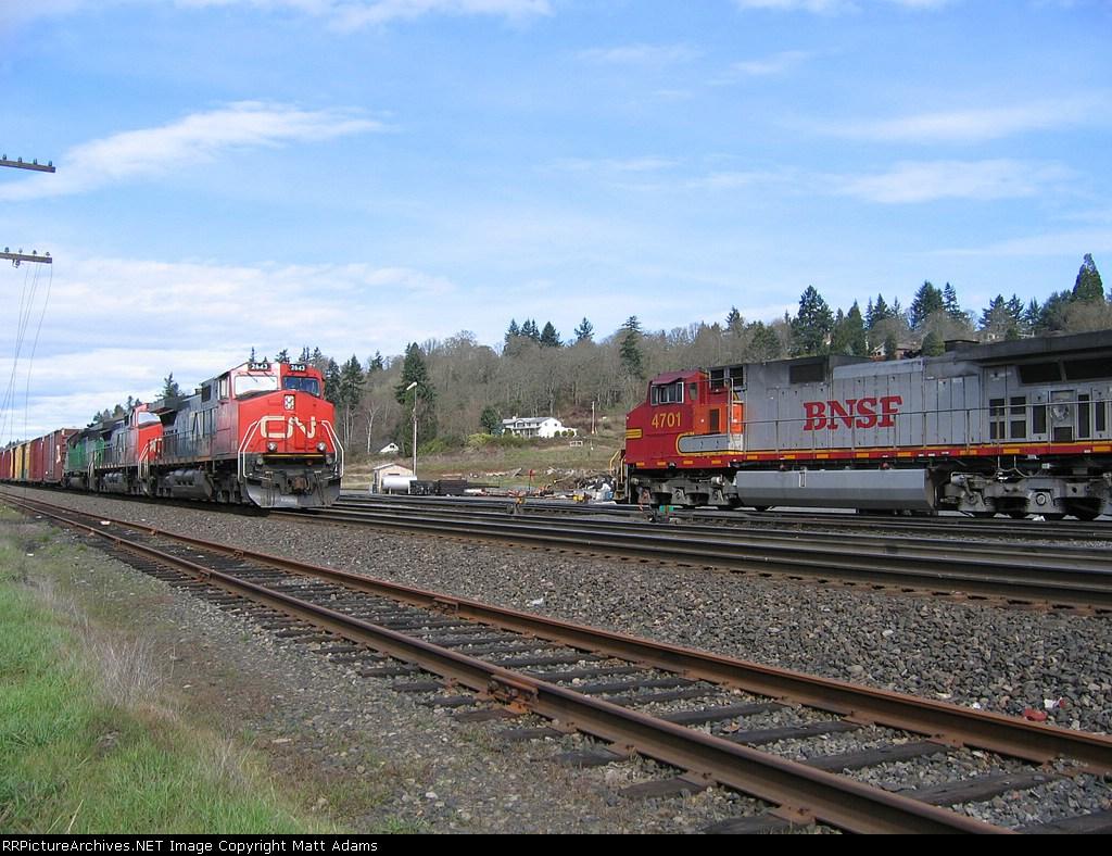 BNSF & CN meet