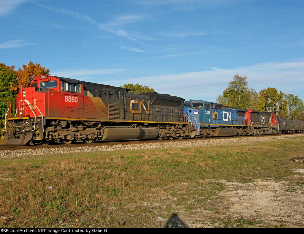 Canadian National RR