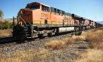 BNSF 5761 West